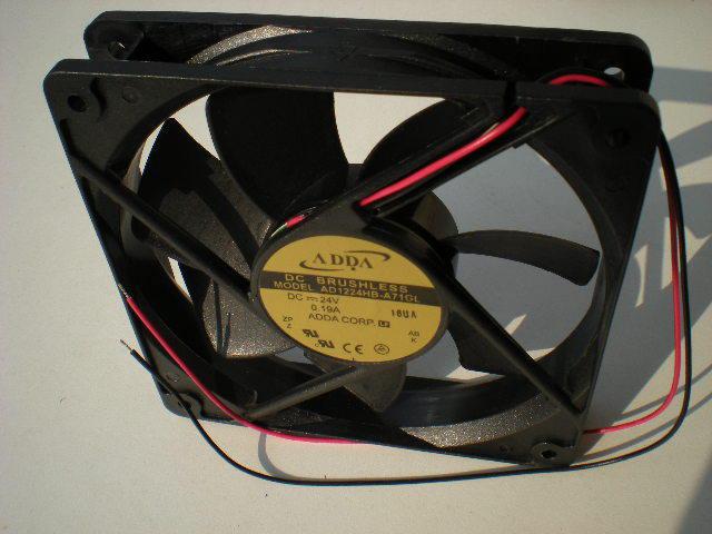 ADDA AD1224HB-A71GL 24V cooling  axial fan