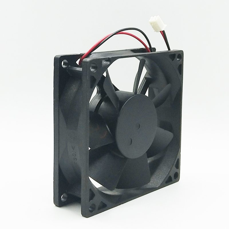 ADDA AD0824UB-A71GL DC24V 0.26A 2-Wires axial inverter Cooling Fan