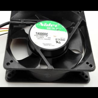 Nidec TA500DC A34361-58 24V 0.50A 12CM Cooling Fan