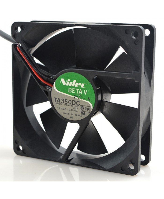 NIDEC TA350DC M33503-57G2 12V 0.50 cooling fan