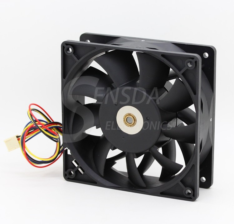 Delta FFC1212DE -S96P 12CM DC12V 2.4A industrial server inverter power supply cooling fans