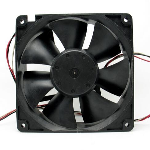 NMB 4715KL-07W-B39 48V 0.21A 120*120*38 three wire inverter fan