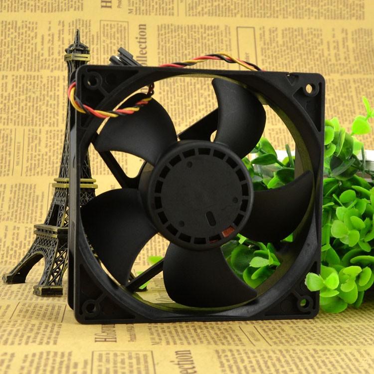 AVC DATA1238B4H 24V 0.50A 12CM cooling fan