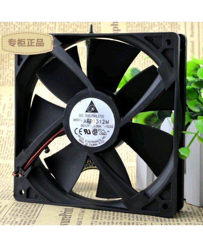 DELTA AFB1312M 13525 12V 0.38A 2P cooling fan