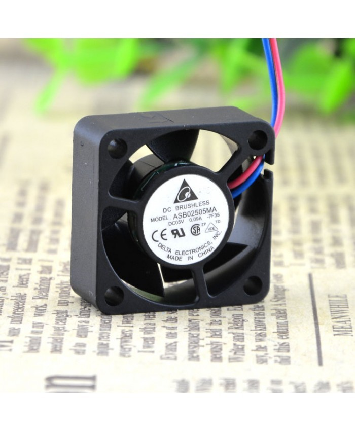 DELTA ASB02505MA DC5V 0.09A 2.5CM cooling fan