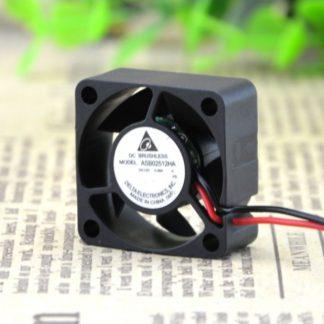 DELTA ASB02512HA 12V 0.06A 2-lines 2.5cm fan