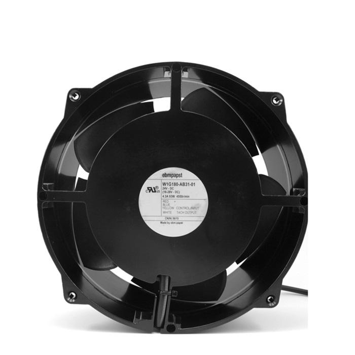 ebmpapst W1G180-AB31-01 24V 4.3A 93W ABB inverter fan