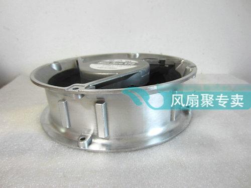 Sanyo 109E1712H501 12V 1.2A round aluminum frame cooling fan