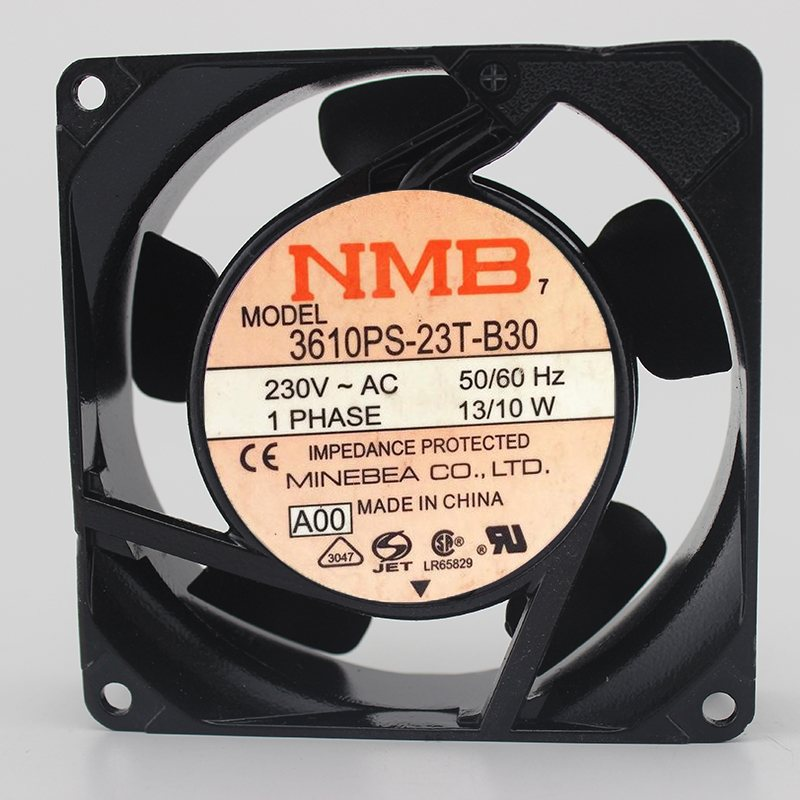 NMB 3610PS-23T-B30 9CM AC 230V 13/10W server inverter blowers fan