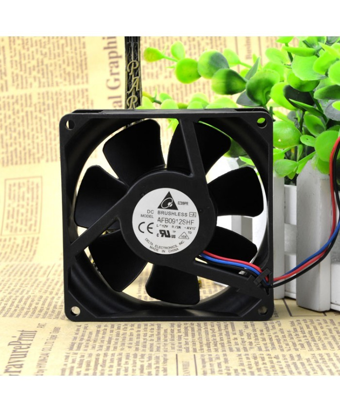 DELTA AFB0912SHF 12V 0.72A 9CM cooling fan