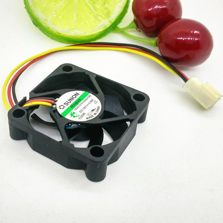 SUNON HA40101V4-D030-C99 4cm 0.8W 3-line Projector Silent Cooling Fan