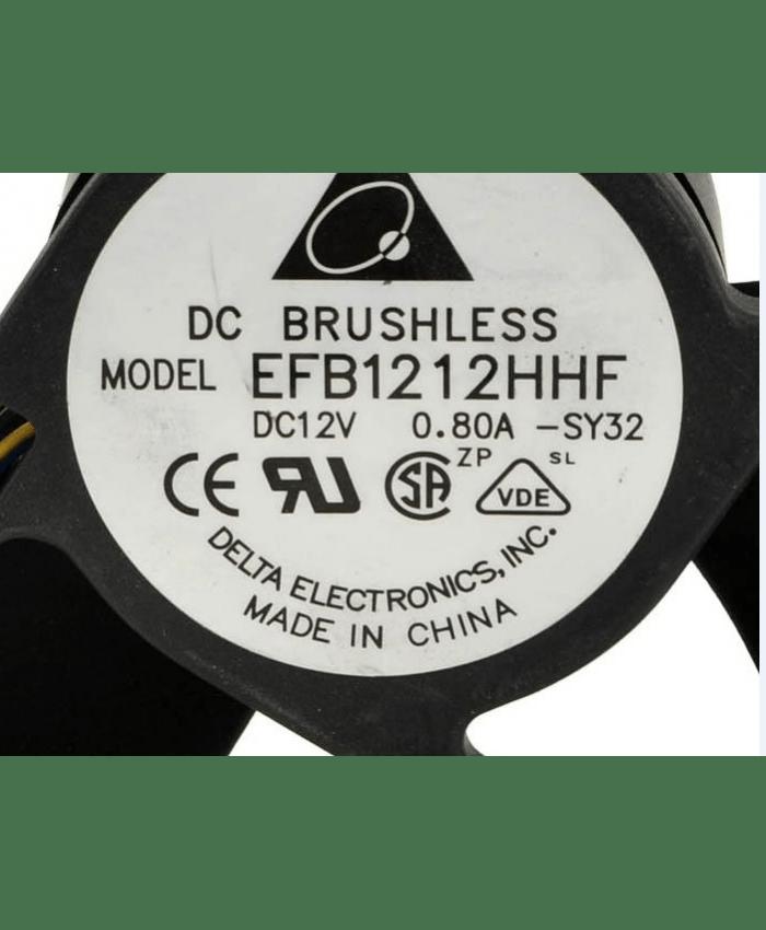 DELTA EFB1212HHF 12V 0.80A 12CM cooling fan