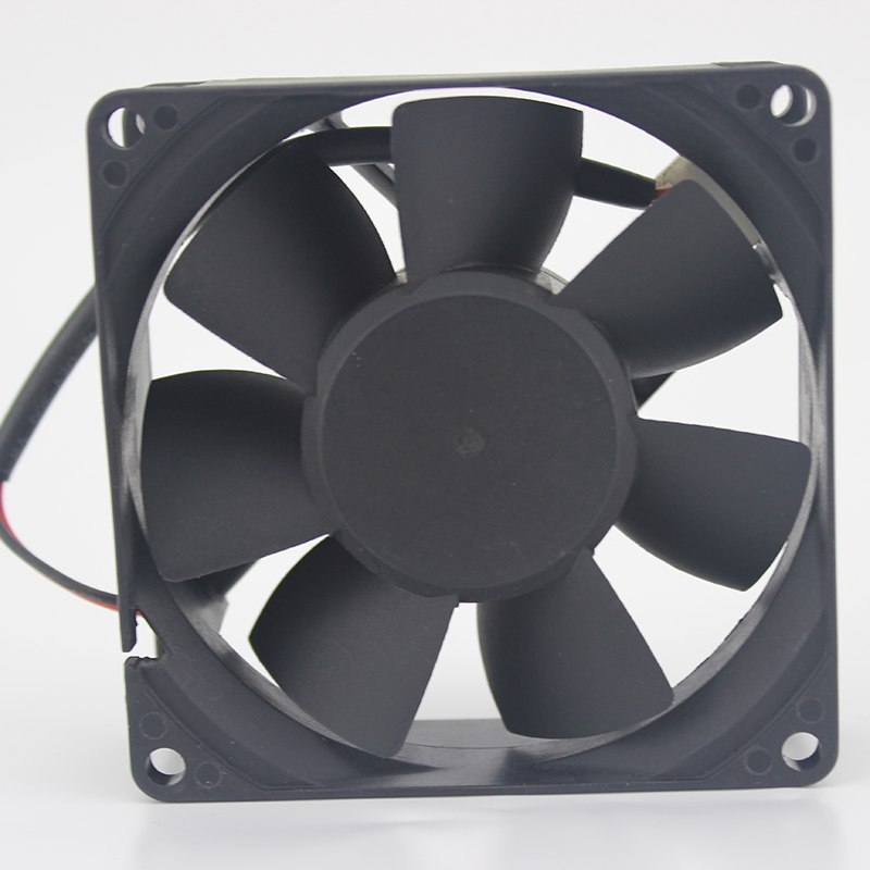SUNON PSD18PKB3-A 12V 2.7W 8CM double ball cooling fan