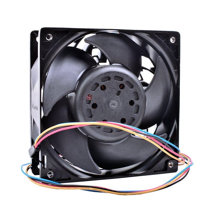Delta PFB1248XHE 48V 1.92A double ball bearing inverter server metal fan
