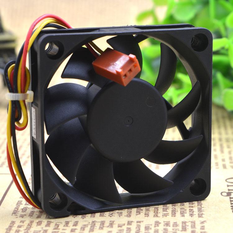 BI-SONIC BS601512M 12V 0.16A 6CM 3-wire cooling fan