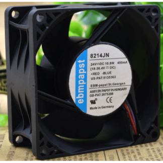 ebmpapst 8214JN 24V 10.8W cooling fan