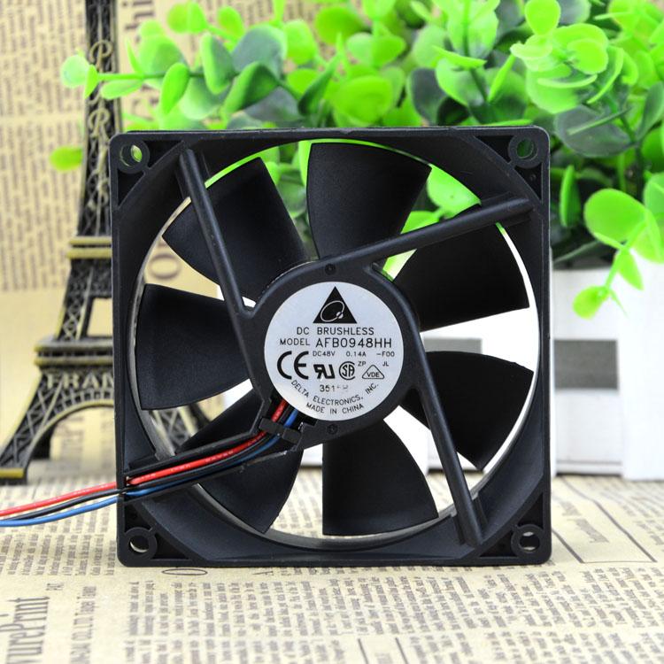 Delta AFB0948HH-R00 DC48V 0.14A 9CM Inverter Fan