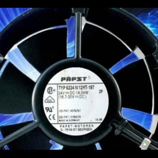 Ebmpapst TYP 6224N/17HT 17cm 24V 24W cooling fan
