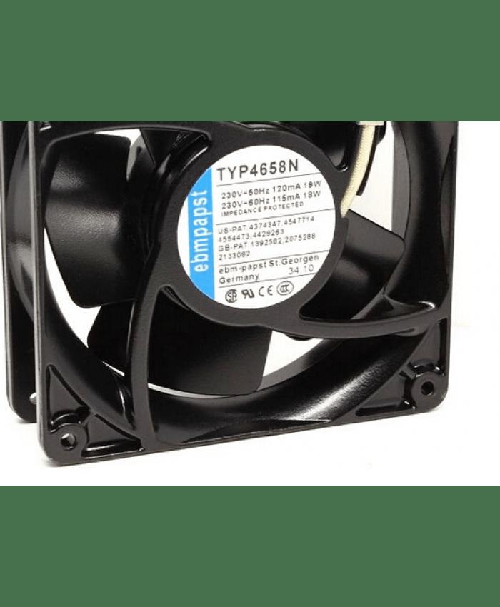 Ebmpapst TYP4658N 230V 0.08A cooling fan