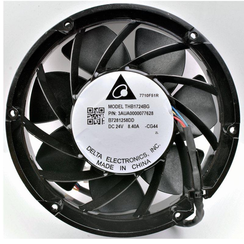 Delta THB1724BG DC24V 8.40A Super wind inverter cooling fan