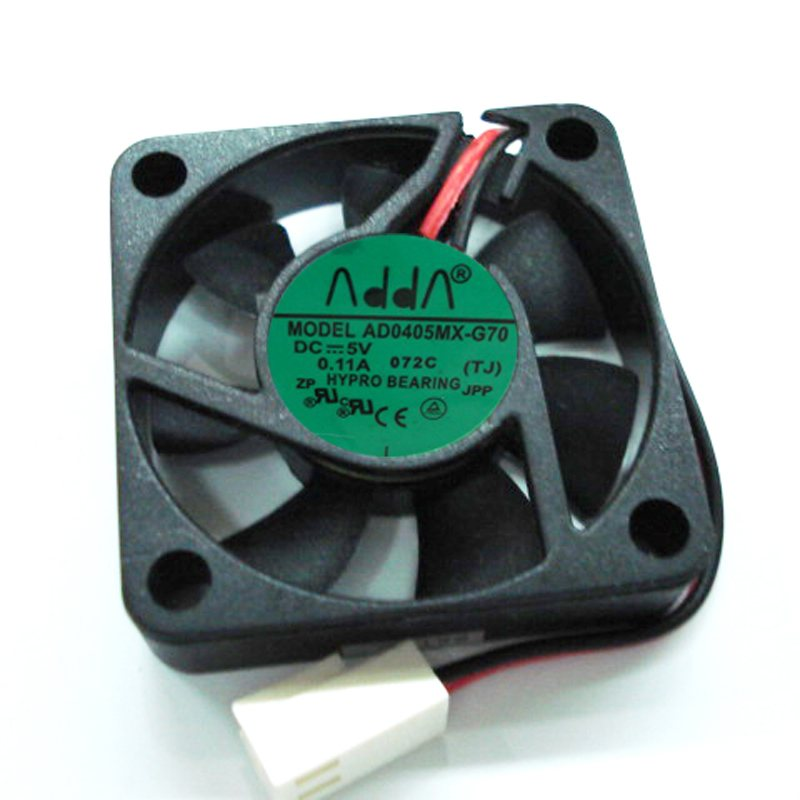 ADDA AD0405MX-G70 4cm DC5V 0.11A server inverter PC case cooling silence fan