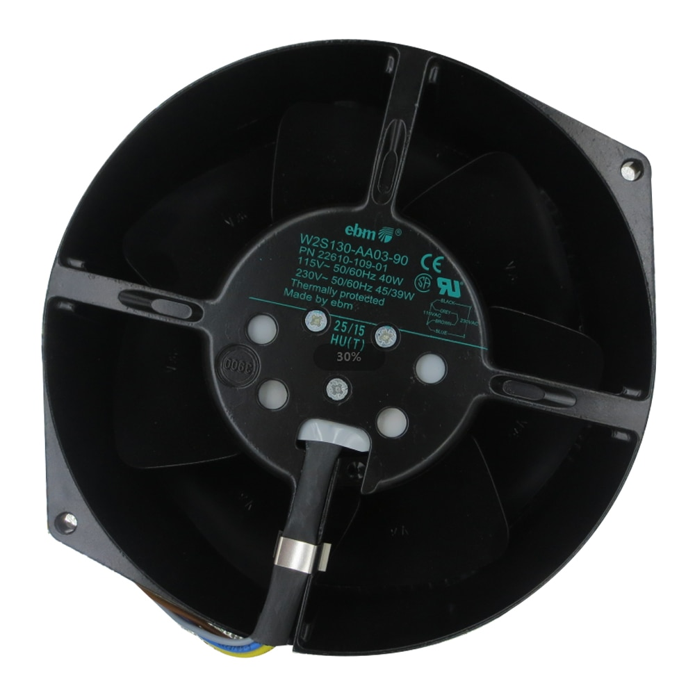 ebmpapst W2S130-AA03-90 AC compact axial cooling fan