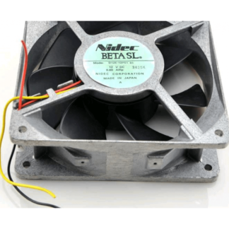 NIDEC D12E-48PS1 12V 0.60A MP cooling fan
