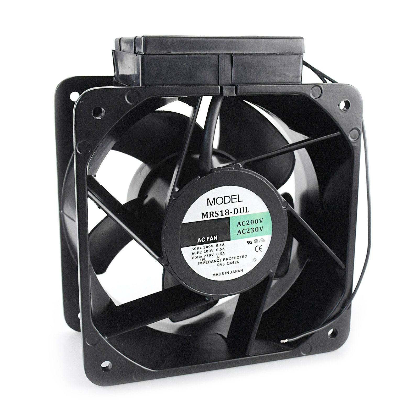 ORIX MRS18-DUL 18cm 200-230V industrial cooling fan