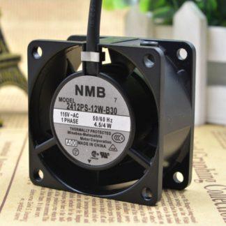 NMB 2412PS-12W-B30 6CM 6028 115V server fan