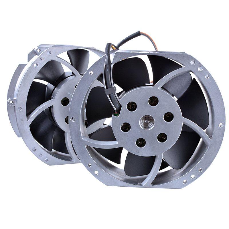 Sanyo 9CR5748P9G003 48V 5.5A 172x150x102 Ball Bearing Dual fan