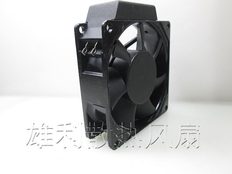 KAKU KA8225HA2BAT AC 220V 0.15A / 0.18A 8CM Cooling fan