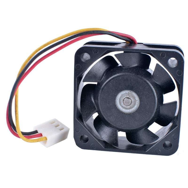 Sanyo 9A0412J7D05 DC12V 0.11A Double ball bearing cooling fan