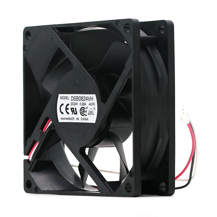 DELTA DSB0824VH-AU76 DC24V 0.A 8CM inverter server axial cooling fan
