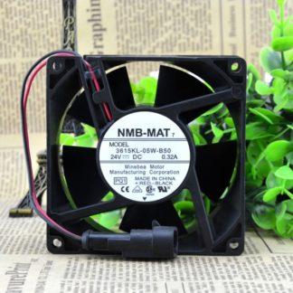 NMB-MAT 3615KL-05W-B50 ACS800 DC 24V 0.32A fan