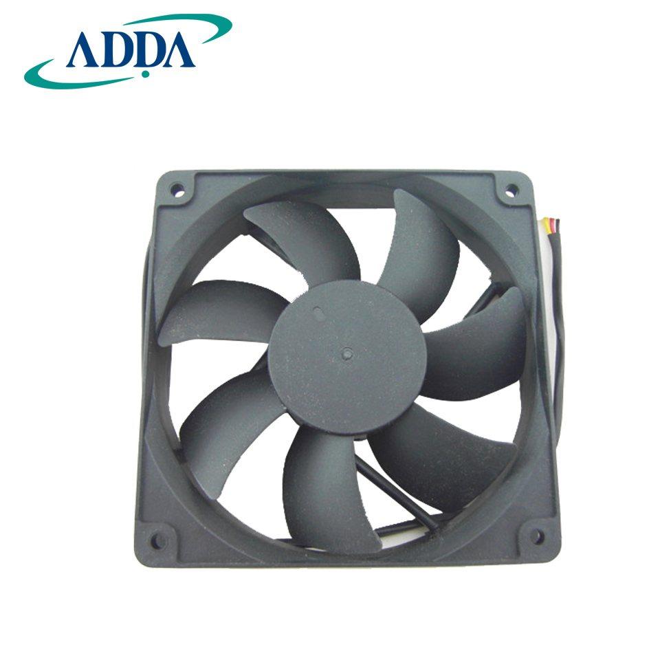 ADDA AD1224UB-A72GL 24V 120*120*25mm inverter cooling fan