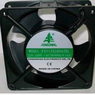 FONSONING  FSY12038HA2BL 120*120*38mm 220V AC cooling fan