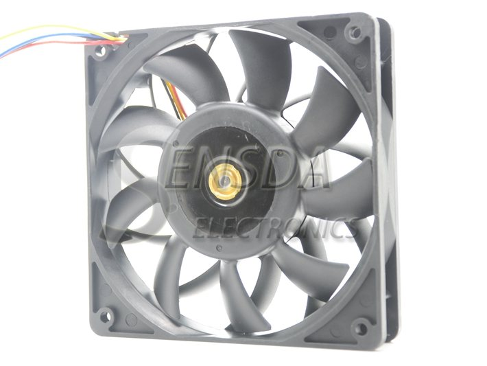 AVC DBTA1225B8S P006 DC48V 0.5A 4-wire 120x120x25mm Cooling Fan