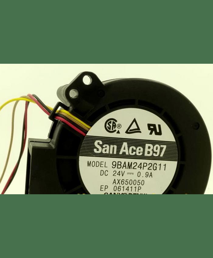 Sanyo 9BAM24P2G11 9cm  24V 0.9A cooling fan