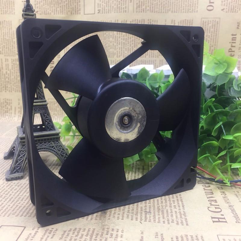 Delta EFB1248HF DC 48V 0.15A 12cm 3-line Server Cooling Fan