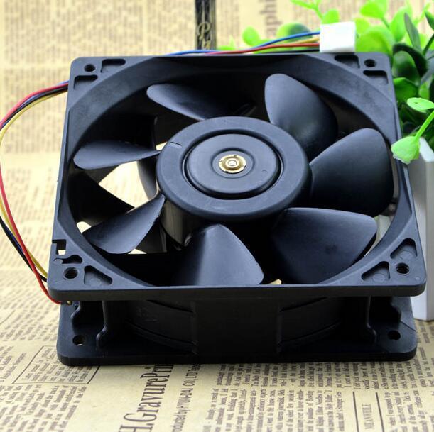Delta QFR1212GHE 12V 2.70A 4-line Cooling Fan