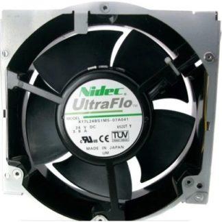 NIDEC Y17L24BS1M5-07A041 24V 3.8A  four-wire fan