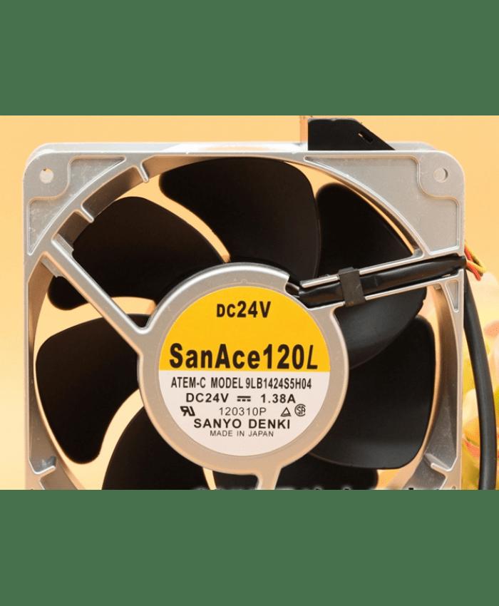 SANYO 9LB1424S5H04 24V 1.38A 14051 14CM cooling fan
