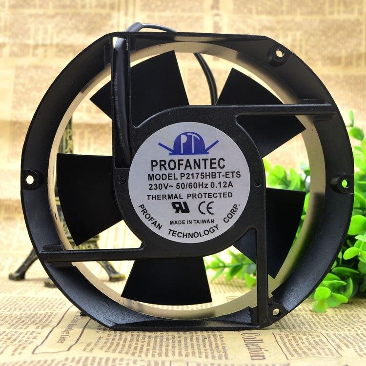 PROFANTEC P2175HBL-ETS 220V 0.12A Inverter Cooling fan