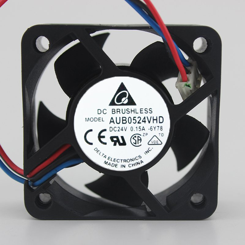 Delta AUB0524VHD 24V 0.15A inverter fan