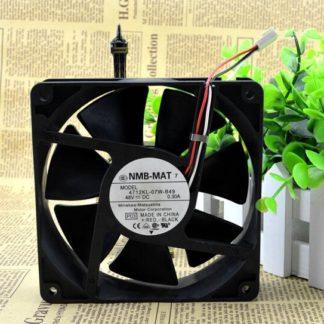 NMB-MAT 4712KL-07W-B49 120*120*32 48V 3wire converter cooling fan