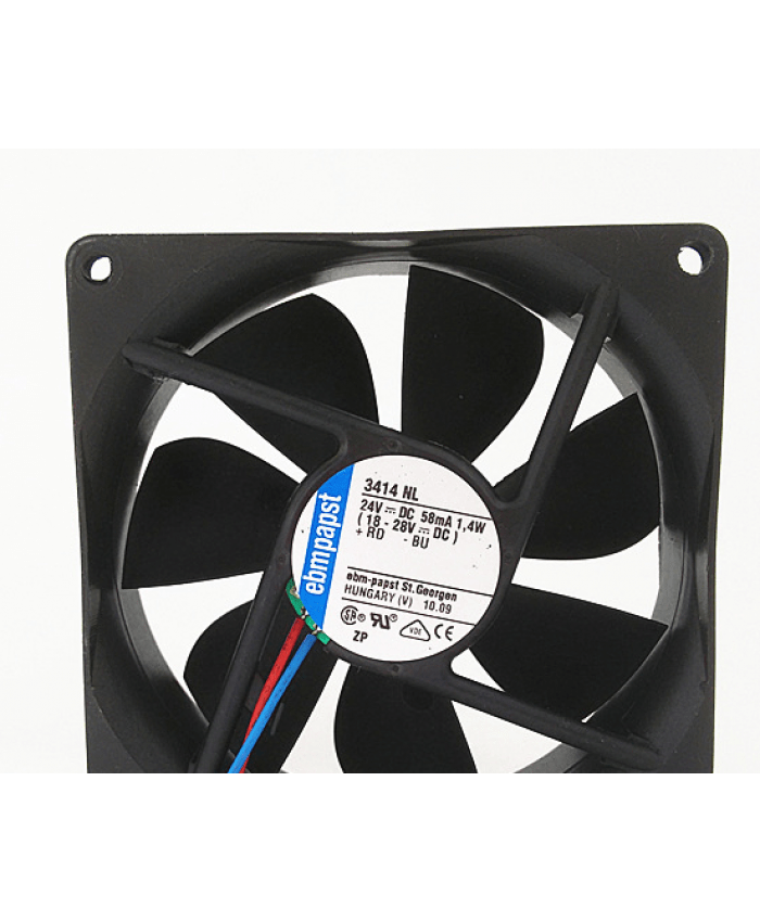 ebmpapstTYP 3414NL 24V cooling fan