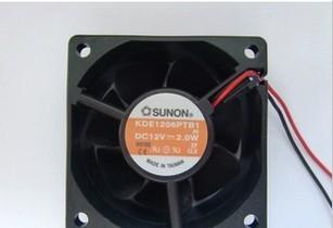 Sunon KDE1206PTB1  DC12V  cooling  Fan