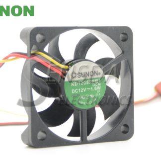 Sunon KD15PFB1 5x5x1 5cm DC12V 1.6W Axial Cooling fan