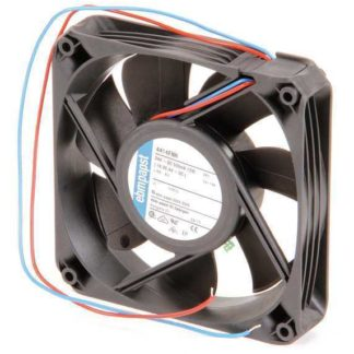 EbmPapst 4414FNH 24VDC 4-2/3″ Square Axial Fan