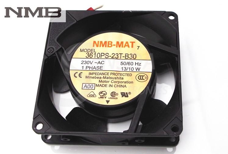 NMB 3610PS-23T-B30 9CM AC 230V 13/10W server inverter blowers fan